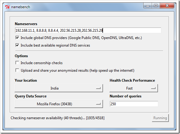 namebench-dns-benchmarking-utility-tool